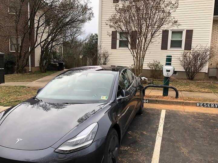 Incentives to Install an EV Charger