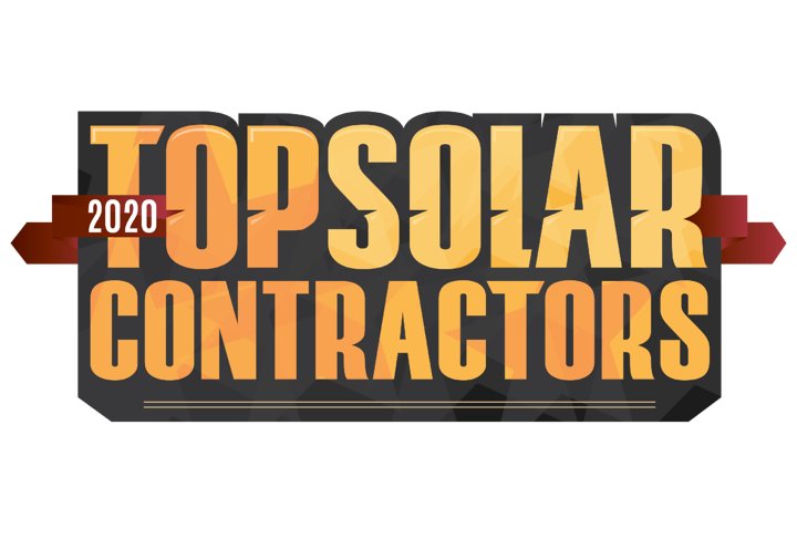 Ipsun Solar Featured on 2020 Top Solar Contractors List
