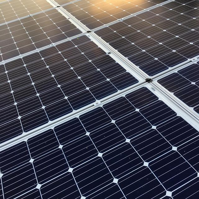How does solar energy compare to traditional investments?