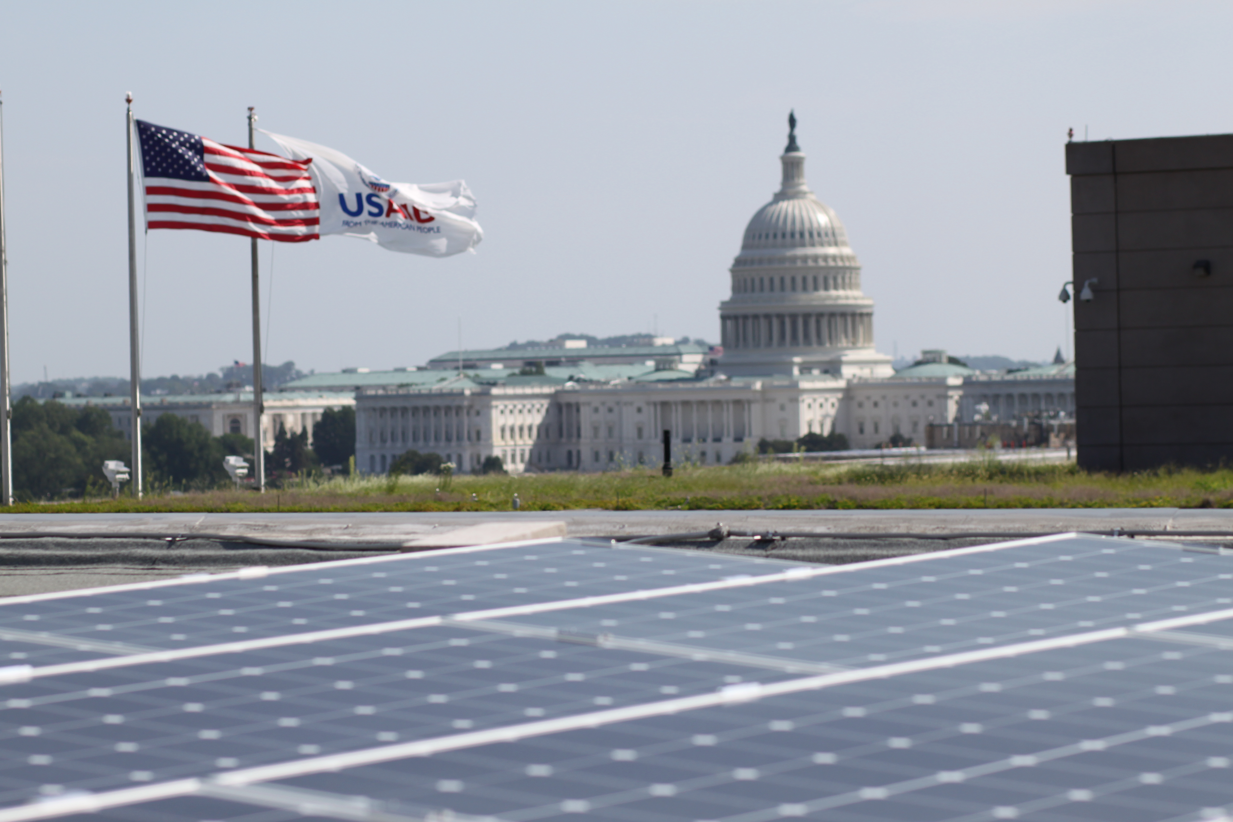 9th largest solar project in DC