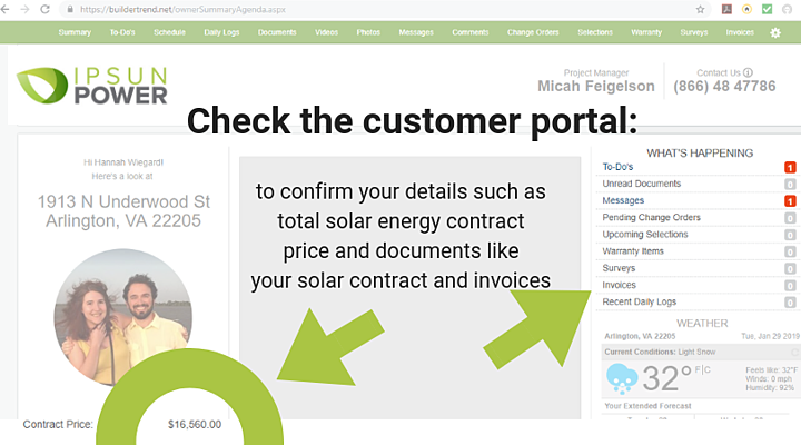 Tips for taking care of your solar tax credit