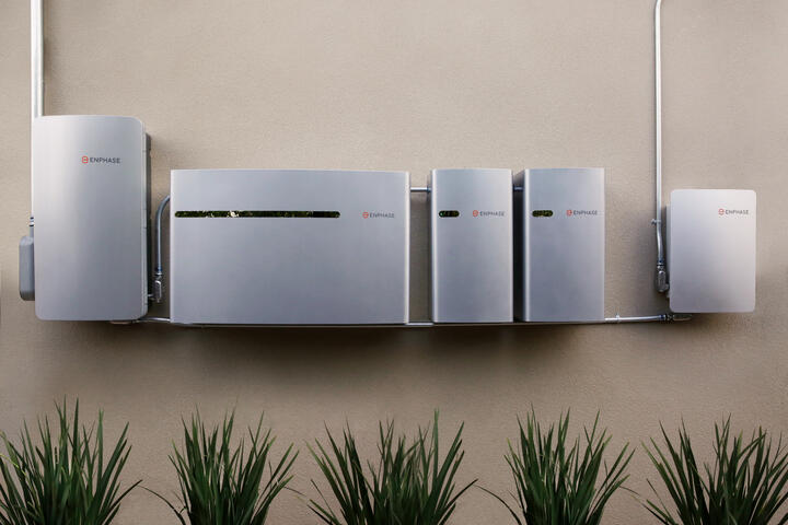 Enphase Battery System Streamlines Your Solar + Storage Experience
