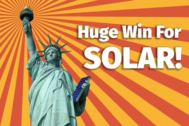Huge Win For Solar! FERC Rejects Net Metering Challenge