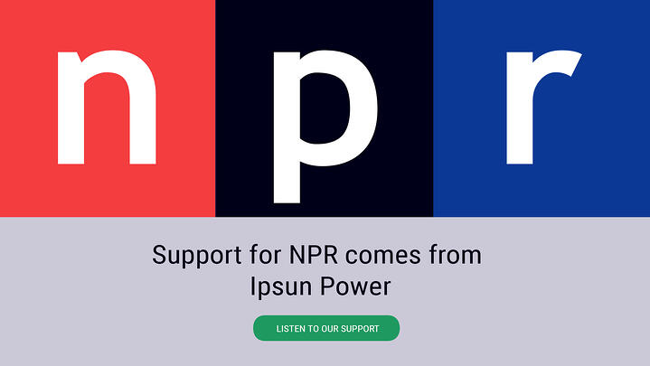Ipsun Power supports NPR and WAMU