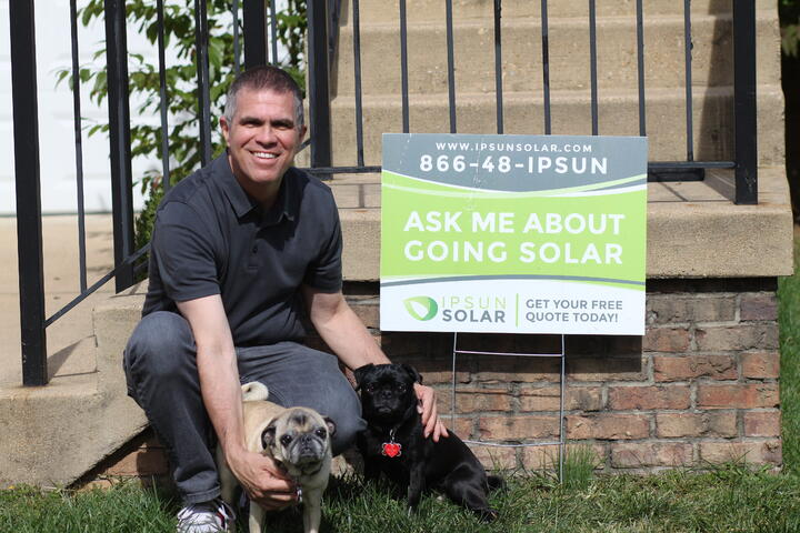 Join the Ipsun Dog Days of Summer Challenge to Help Local Families in Need