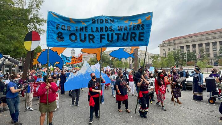 Celebrate Indigenous Peoples Day by Taking Action on Climate