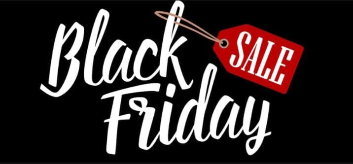 Save differently on Black Friday