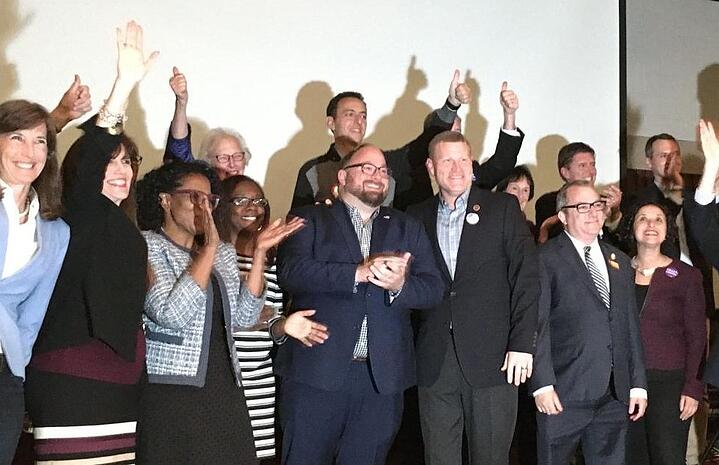 Ipsun Celebrates Virginia Election Results, Looks Ahead to 2020 General Assembly