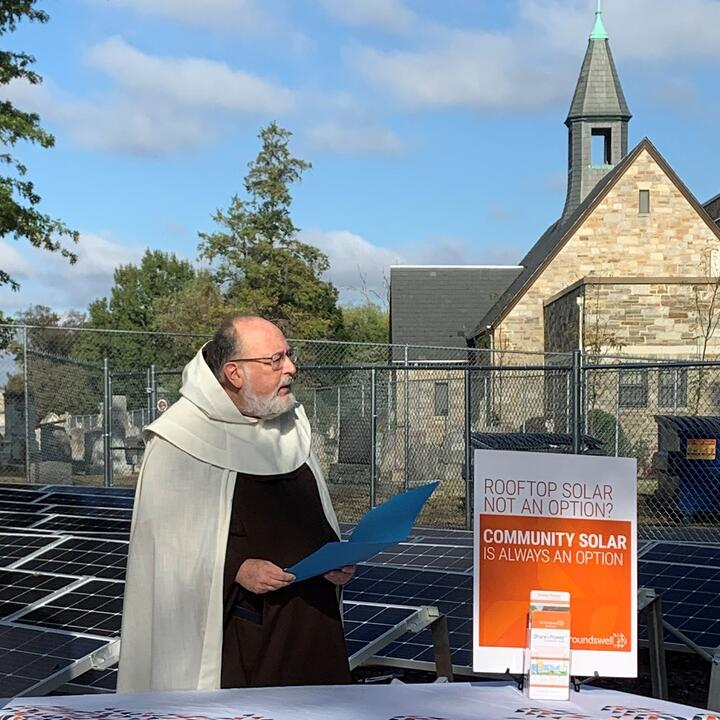 NPR: Powered By Faith, Religious Groups Emerge As a Conduit For A Just Solar Boom