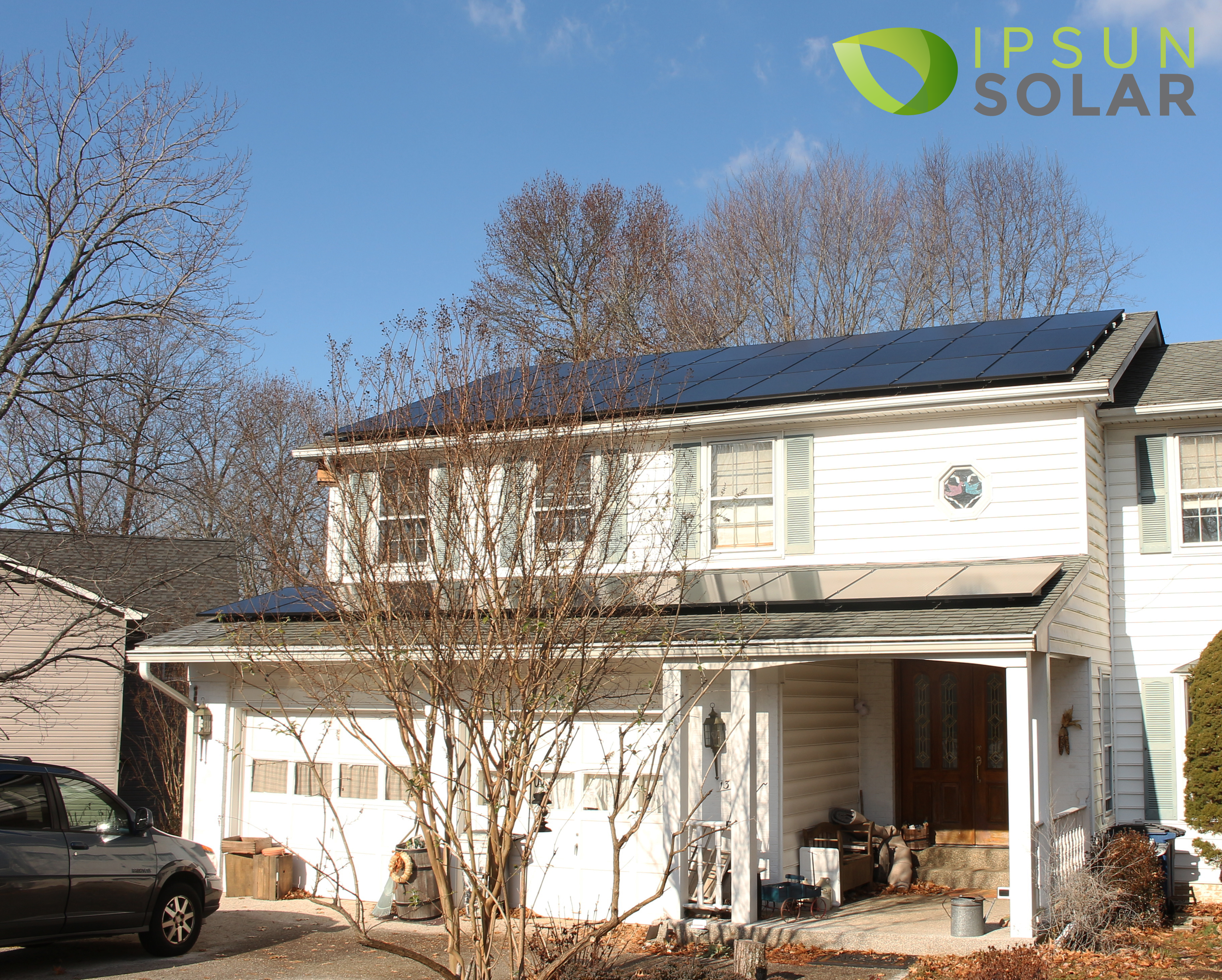 Every solar installation helps the climate