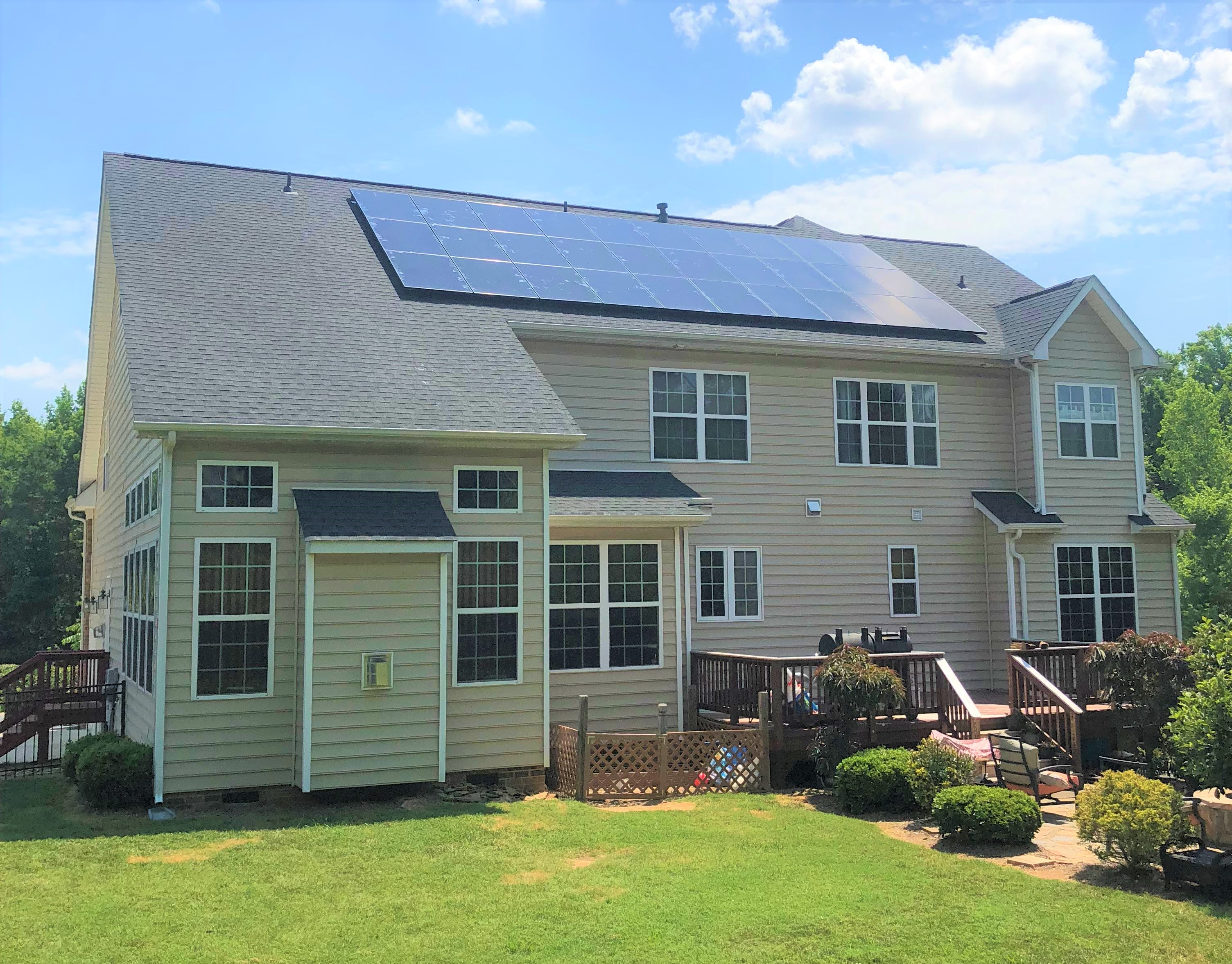 Solar - The Home Improvement That Builds Resilience in 2020