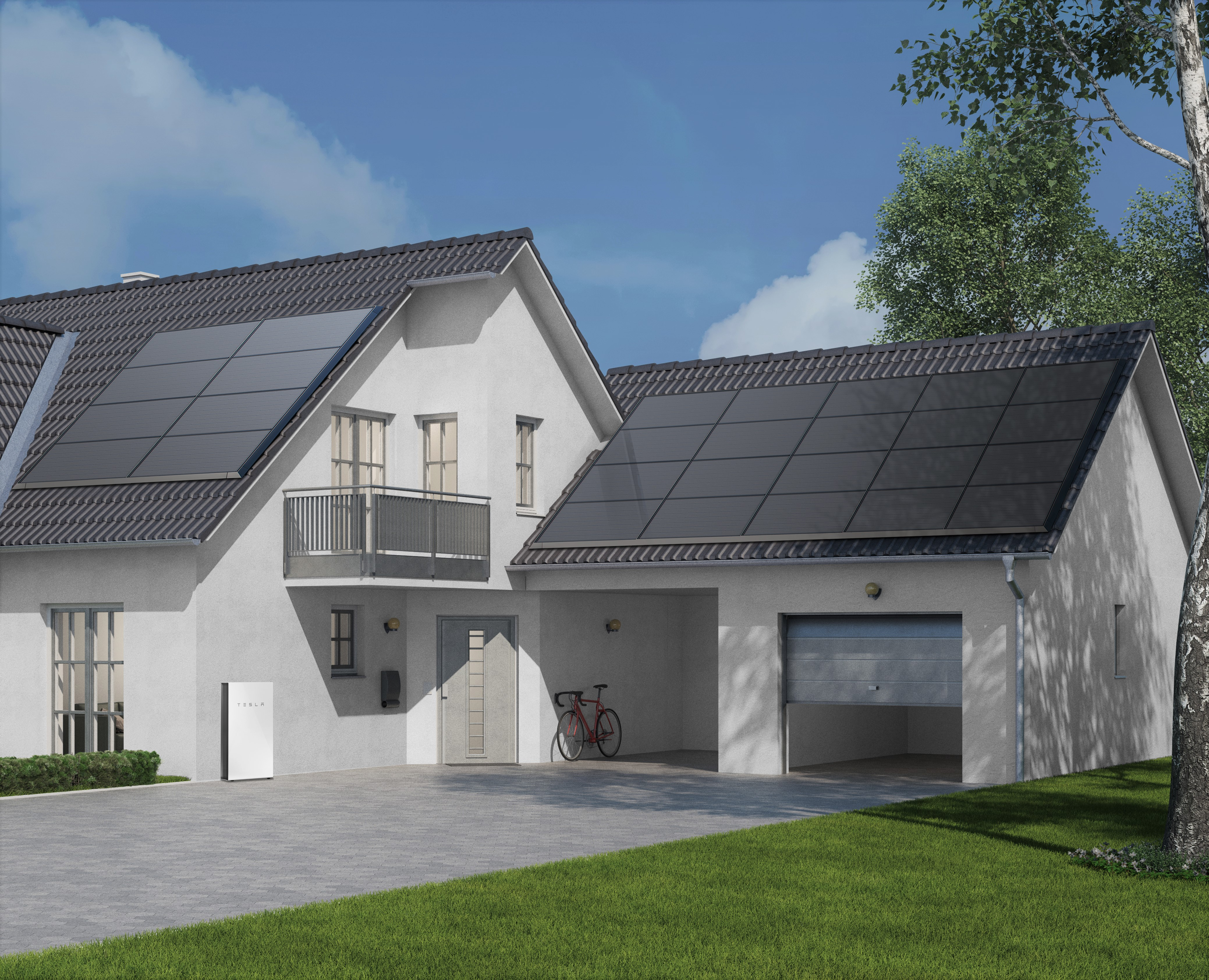 Tesla Powerwall brings energy security to your home