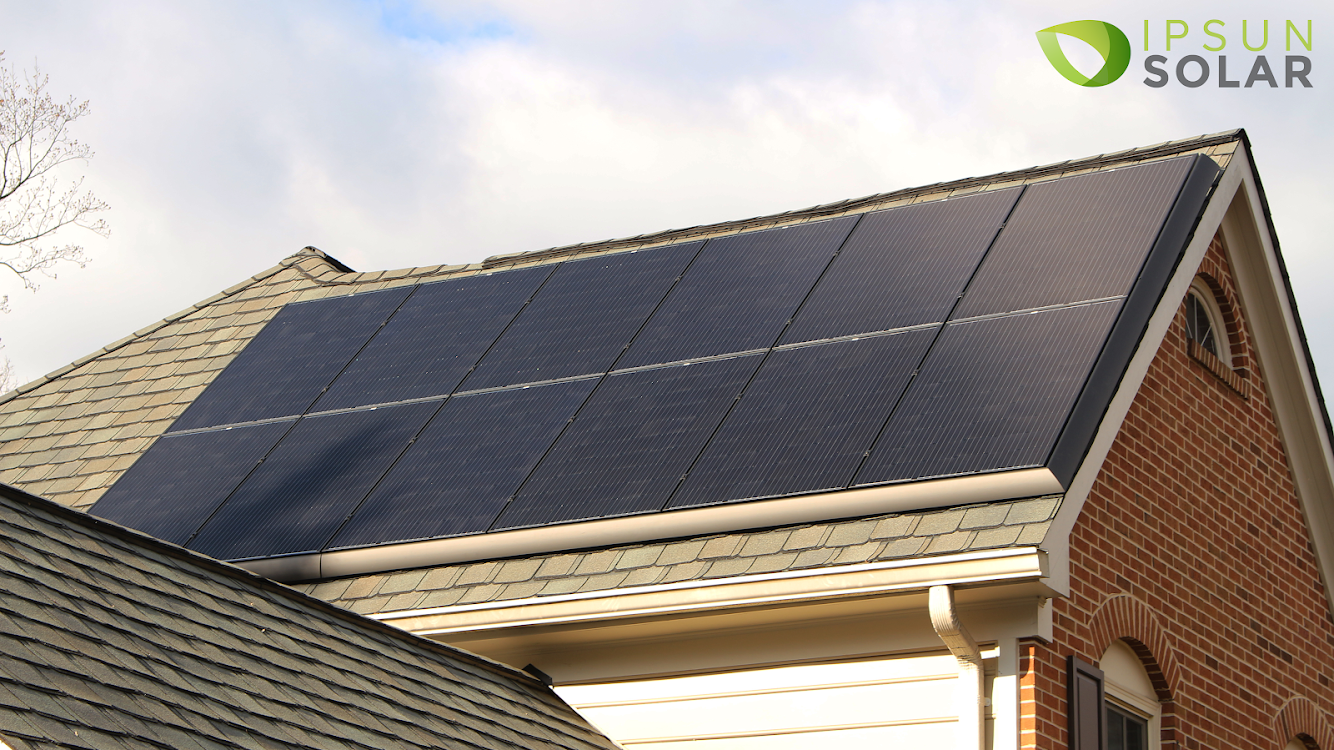 Why Ipsun chooses to install microinverters on residential