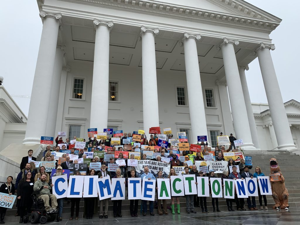 100% Clean Energy Lobby Day Update!