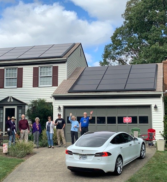 Electric Vehicles and Solar Energy: Better Together